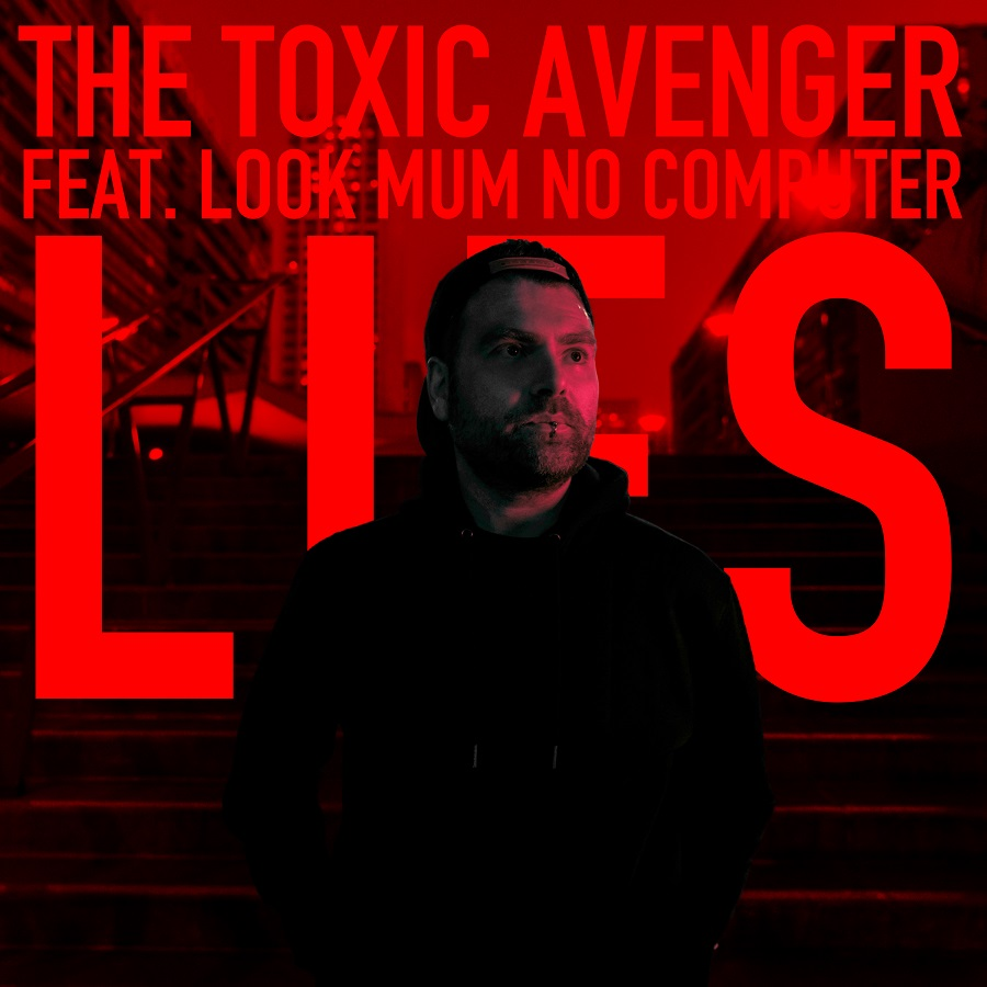 The Toxic Avenger-LIES Artwork_web